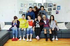SBS Roommate | Various SNS updates about the roommates during its presscon last October 10.Others can be seen enjoying some great times outside the house!