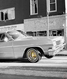 64 Impala low low........