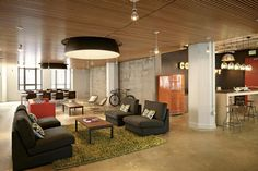 Runway's San Francisco Startup Incubator Offices / FME + Seeyond - Office Snapshots
