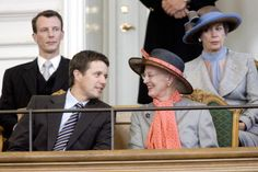 Queen Margrethe and Princess Benedikte, 2006