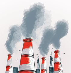 Pollution Environment, Environmental Pollution, Water Pollution Poster, Air Pollution, Water Drawing, Watercolor Drawing, Earth Drawings, Environment Painting, Water Pictures