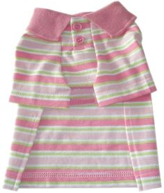 Lauren Polo Shirt for Pups! Available at http://doggyinwonderland.com/item_1698/Lauren-Polo-Shirt-for-Pups.htm