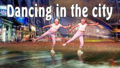 My girls dancing in the city || NO BRAKES || Marta & Claudia