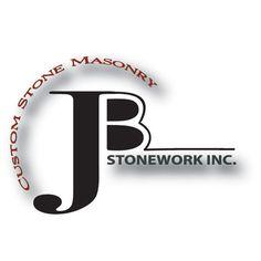 JB Stonework Inc.; Logo Design