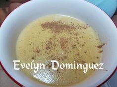 How to make Corn Coconut Cream (Mazamorra) Boricua Recipes, Comida Boricua, Majarete Recipe, Easy Delicious Recipes, Yummy Food, Recetas Puertorriqueñas, How To Make Corn, Spanish Desserts, Breakfast Recipes