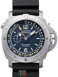 Panerai Luminor 1950 Pangaea Sumersible Depth Gauge PAM00307
