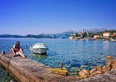 Keine Lust auf Kies: Kroatiens sagenhafte Sandstrände Montenegro, Travel Around The World, Around The Worlds, Life Hacks, Beautiful Places, Mountains, Instagram, Nature, Girl Hairstyles