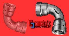 #consigaspecas - Conexões maleável ferro. tem na www.consigaspecas.com.br