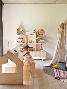 Light And Bright Playroom Deco Kids Room Kids Furniture Kids Decor Girl Room, Girls Bedroom, Bedroom Ideas, Bedroom Decor, Room Baby, Queen Bedroom, Baby Rooms, Bed Ideas, Bedroom Designs