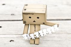 Danbo with cut out Danbos.
