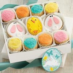 Easter Cookie Gift Box  $29.95 #pintowingifts