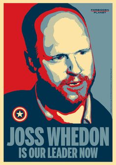 Joss Whedon Is Our Leader Now