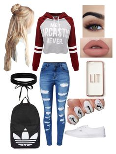 """""""Like to Join My Taglist"""" by girluntold ❤ liked on Polyvore featuring WithChic, Vans, Topshop, Missguided, Disney and Boohoo"""