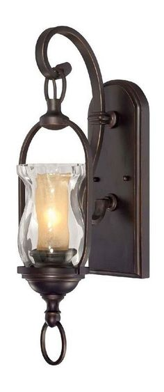 """Savoy House 9-6723-1 Shadwell 1 Light 21.25"""" Tall Wall Sconce English Bronze with Gold Indoor Lighting Wall Sconces"""