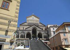 Amalfi Cathedral.
