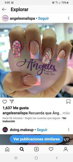 Pretty Toe Nails, Pretty Toes, Gorgeous Nails, Cute Nails, Short Nail Designs, Nail Art Designs, Hello Nails, Diy Barbie Furniture, Short Nails