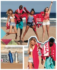 Wakaberry Endless Summer campaign