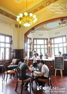 Cafe de Norasingha Shop