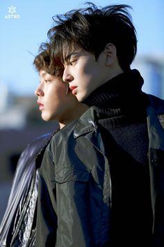 [16.12.16] Astro official Fancafe - SanHa e EunWoo