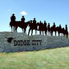 Before you Get Outta Dodge, why don't you come visit and see what Dodge City has to offer.It is a town that is rich with history. Dodge City Kansas, State Of Kansas, Kansas City, Places To Travel, Places To See, Land Of Oz, Roadside Attractions, Le Far West, Old West