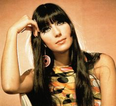 I always think of Cher when I think of 70's fashion.