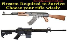 All of you that like to argue over AK or AR, you are all wrong!