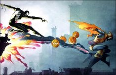 Hobgoblin - Spiderman. By Charles Vess