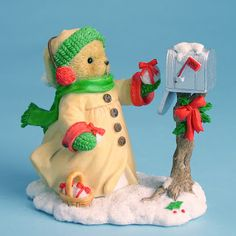 The Gift House Updates - Find quick info about our family run gift store in Lakewood / Denver CO: Dated 2012 Cherished Teddies figurine
