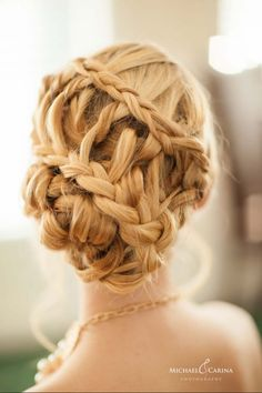 40 Amazing Braided Hair Updos for Long Hair Braided Hairstyles Updo, Bridal Hairstyles With Braids, Braided Updo, Up Hairstyles, Pretty Hairstyles, Wedding Hairstyles, Elegant Wedding Hair, Wedding Hair And Makeup, Hair Makeup