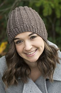Handsome Hat, free knitting pattern by Susie Bonell