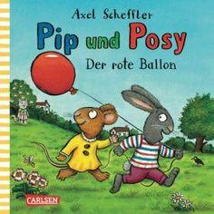 Pip und Posy – eine Bilderbuchreihe vom Grüffelo-Illustrator Axel Scheffler für alle ab zwei Jahren. Pappbilderbuch/Bilderbuch…