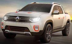 BmotorWeb: Renault Duster Oroch Pick-up