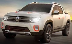 BmotorWeb: Renault Duster Oroch Pick-up