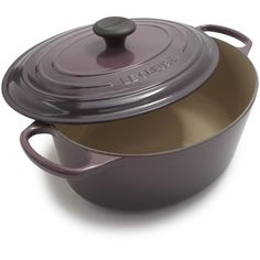 Le Creuset® Signature Cassis Oval French Ovens