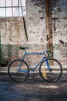 Bishop Bikes | Supersprint Track Bike - PEDAL Consumption