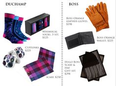 It is that time of the year... We have suggested some great holiday gifts for your loved ones, now you choose his favourites!  - Duchamp sock gift sets.  - Hugo Boss scarf/hat combo gift set.    #askPhilip #gloves #wallet #cufflinks #holiday #gifts #accessories #socks #scarves #hat #fashion #menswear #love #gent #classic #modern #style #luxury #delightment #Yorkville #Toronto #DuchampLondon #HugoBoss #hazeltonlanes