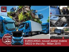 EUROCARGO, nouvel avatar mobile IVECO in the city - truck Editions
