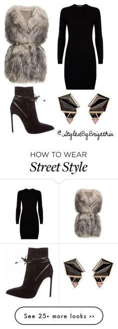 """Today's style inspiration"" by youlovearai on Polyvore featuring PINGHE, Polo Ralph Lauren, Yves Saint Laurent and Nak Armstrong"