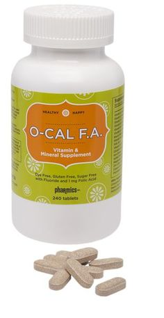 Pharmics, Inc. taking the correct otc prenatal vitamins with dha is one of the most important things a woman can do for herself and her unborn baby. O-Cal vitamins provide nutritional support for both mother and baby before, during and after pregnancy.