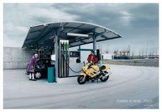 radio klara gas station