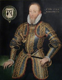 Henry Hastings (c.1535–1595), KG, 3rd Earl of Huntingdon | Art UK Art UK | Discover Artworks Henry Hastings (c.1535–1595), KG, 3rd Earl of Huntingdon