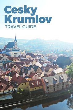 Step into the magical old town of Cesky Krumlov. There's so much to see, experience, and learn – this painless travel guide helps you find your way around the town. World Travel Guide, Europe Travel Tips, Travel Guides, Travel Destinations, Travelling Europe, Traveling Tips, European Destination, European Travel, Cool Places To Visit