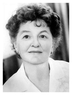 The writer of Mary Poppins : P. L. Travers 1933