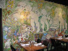 murals mirka mora Tolarno - Google Search
