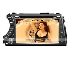 SsangYong Actyon 3G DVD Player with GPS Navigation TV USB SD  Starting at: $293.85  Model: HSL-SD-205G