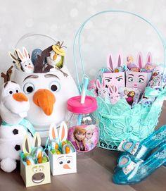 Frozen para Pascua: Cajas y Envoltorios para Imprimir Gratis. | Ideas y material gratis para fiestas y celebraciones Oh My Fiesta!