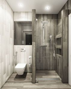 Baños minimalistas de Eclectic DesignStudio