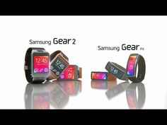 ▶ Introducing Samsung Gear 2, Samsung Gear Fit