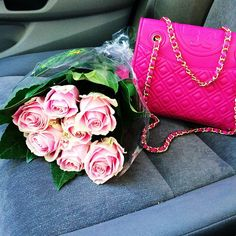 Pink prettiness
