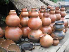 Pottery Ghana